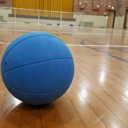 Meet the sport of goalball