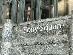 My Sony Square NYC experience